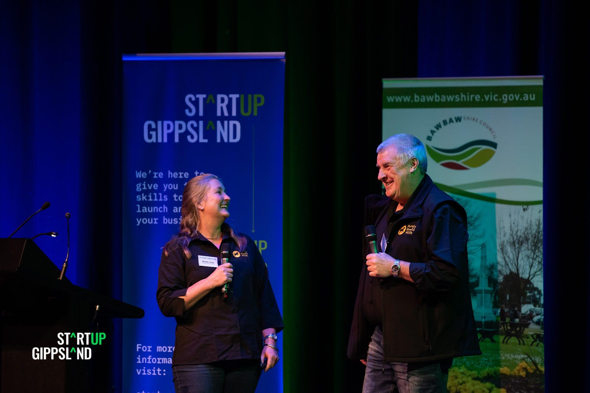 Startup Gippsland Photo Gallery Showcase Purely Goats Milk