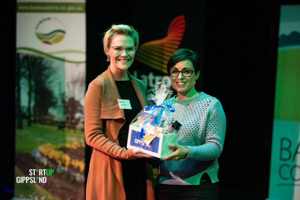 Startup Gippsland Showcase Nourished by Carms case study