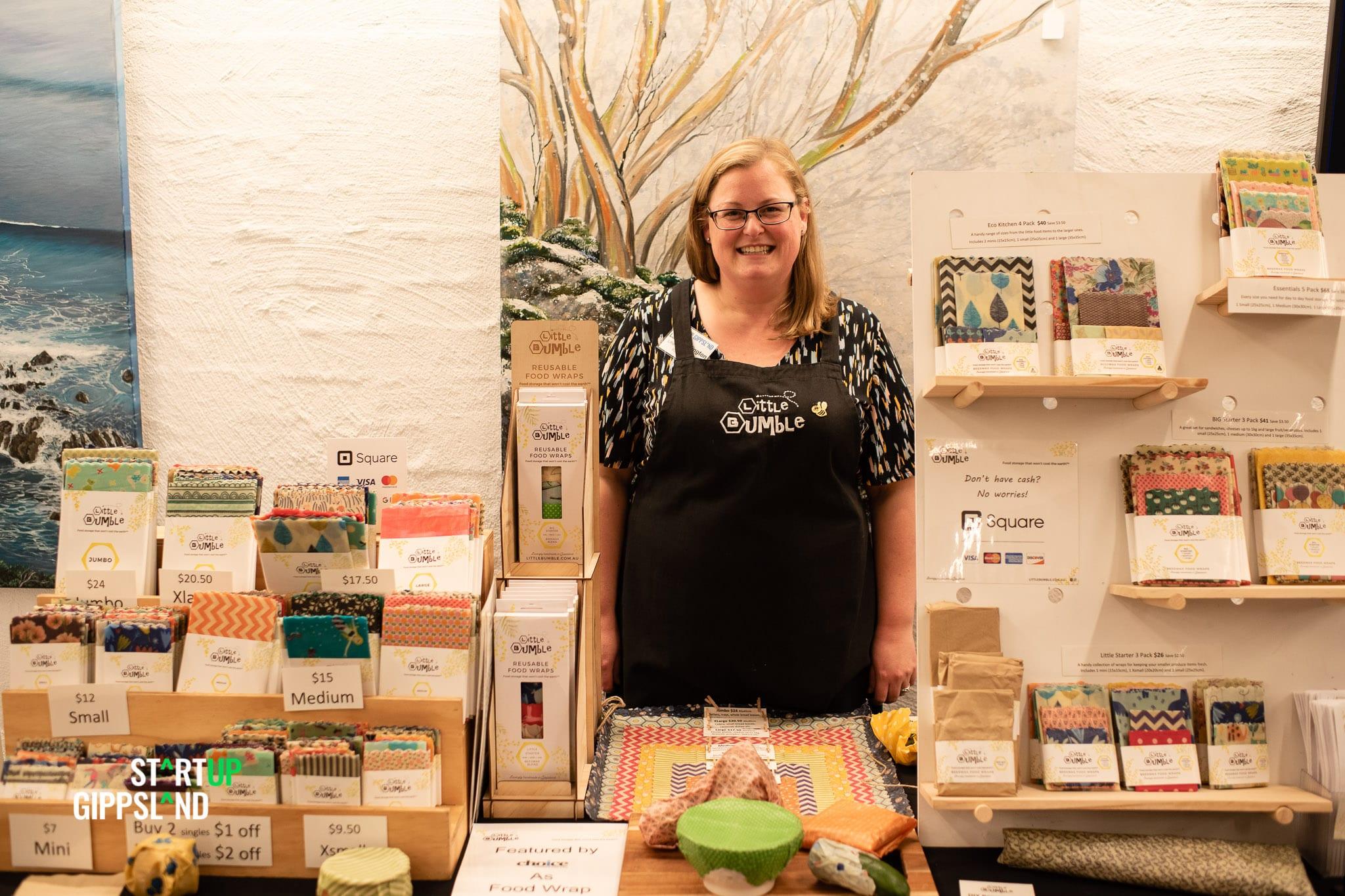 Startup Gippsland Showcase Laura Eddington Little Bumble