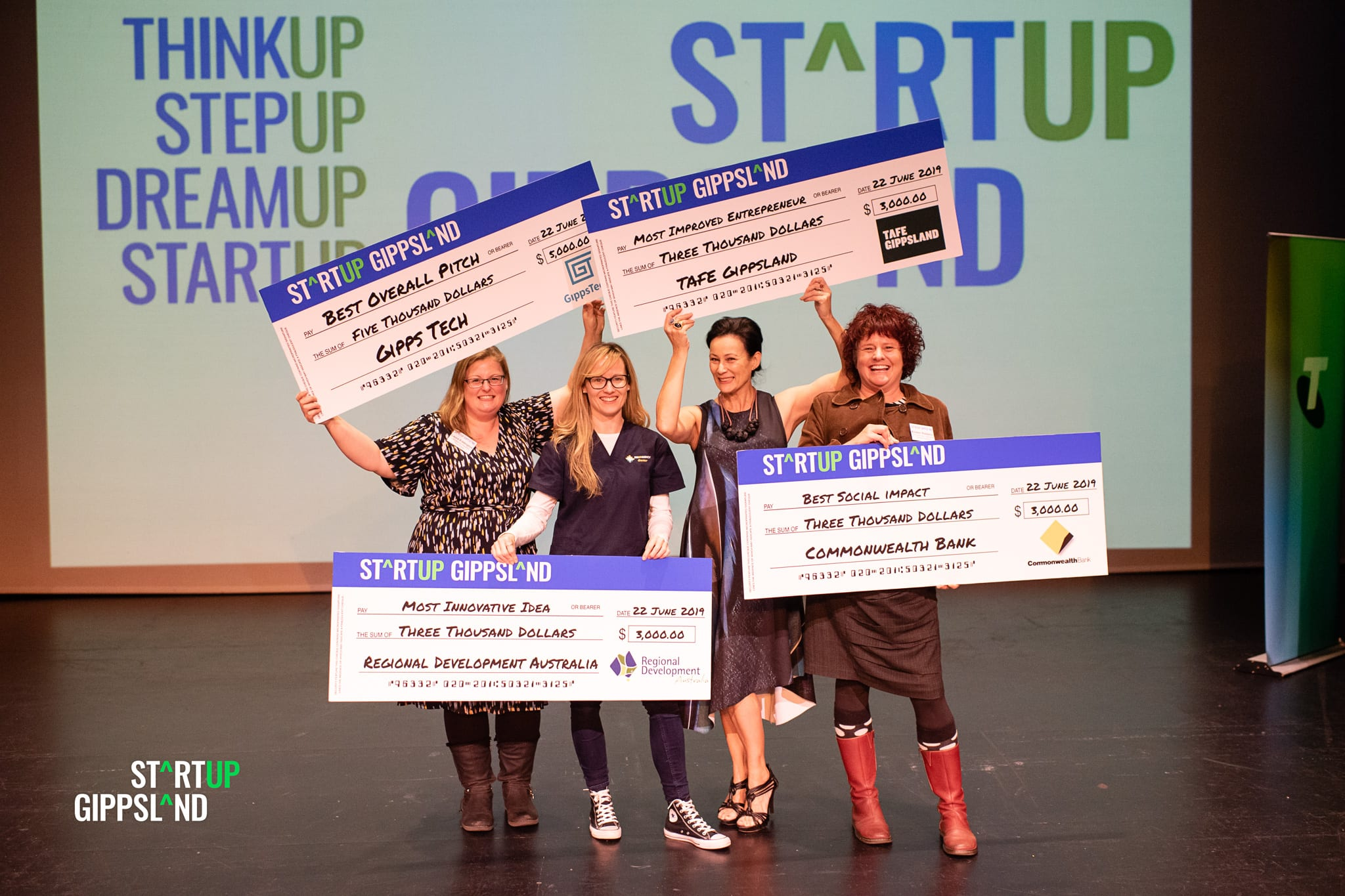 Startup Gippsland Photo Gallery Showcase winners