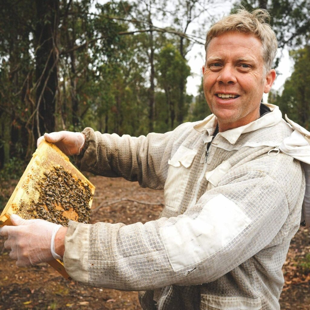 Hill Top Hives Startup Gippsland case study Peter Gatehouse