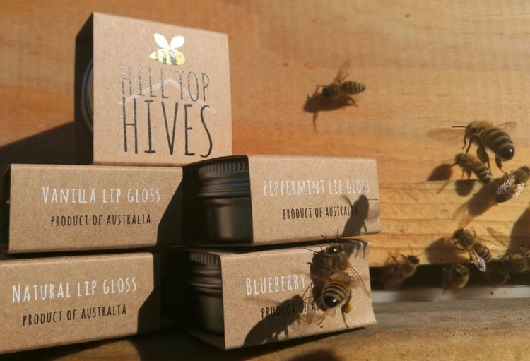 Hill Top Hives Startup Gippsland honey business success story