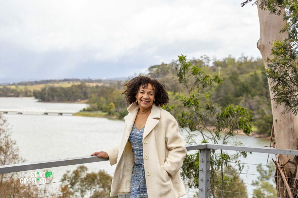 Michele Ripper Mind Flo Startup Gippsland Case Study Lake Glenmaggie