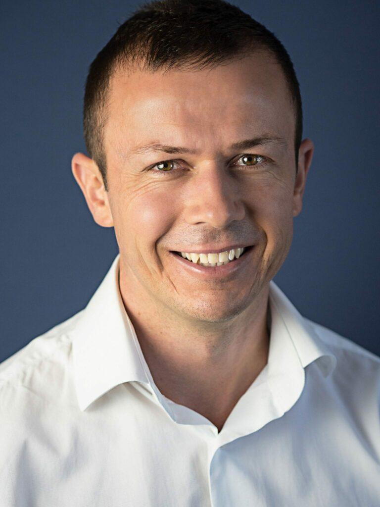 Sam Fenton High Performance Manager Startup Gippsland