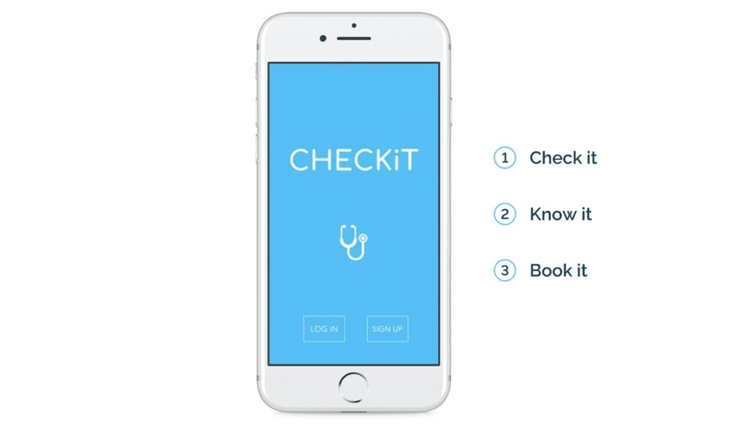 Startup Gippsland Lucy Nijam CheckIt Health App