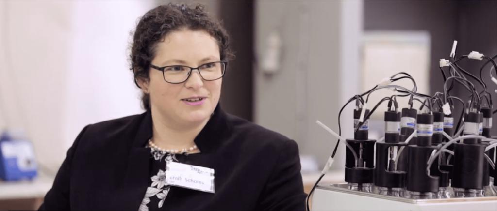 Enviro Micro Bio Startup Gippsland case studies Emily Scholes Yinnar startup founder Emily Scholes
