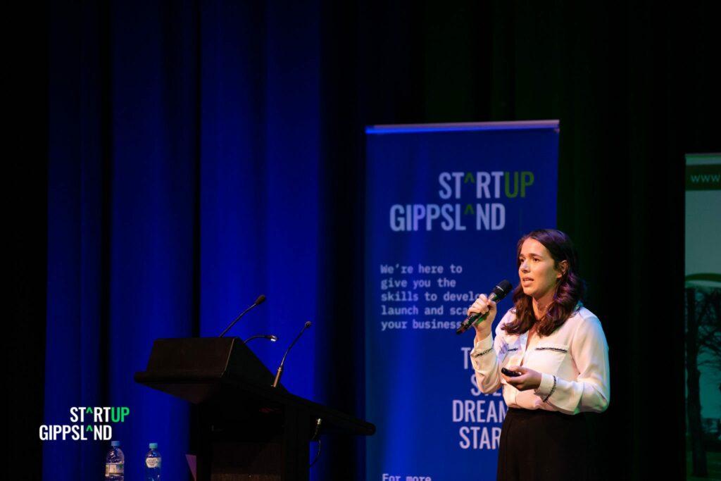 StartupGippslandShowcase Anthea Todd The State of Me TSOM case study