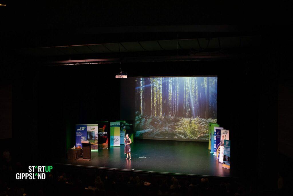 Startup Gippsland Showcase Fern and Frost Annebelle van Tongeren