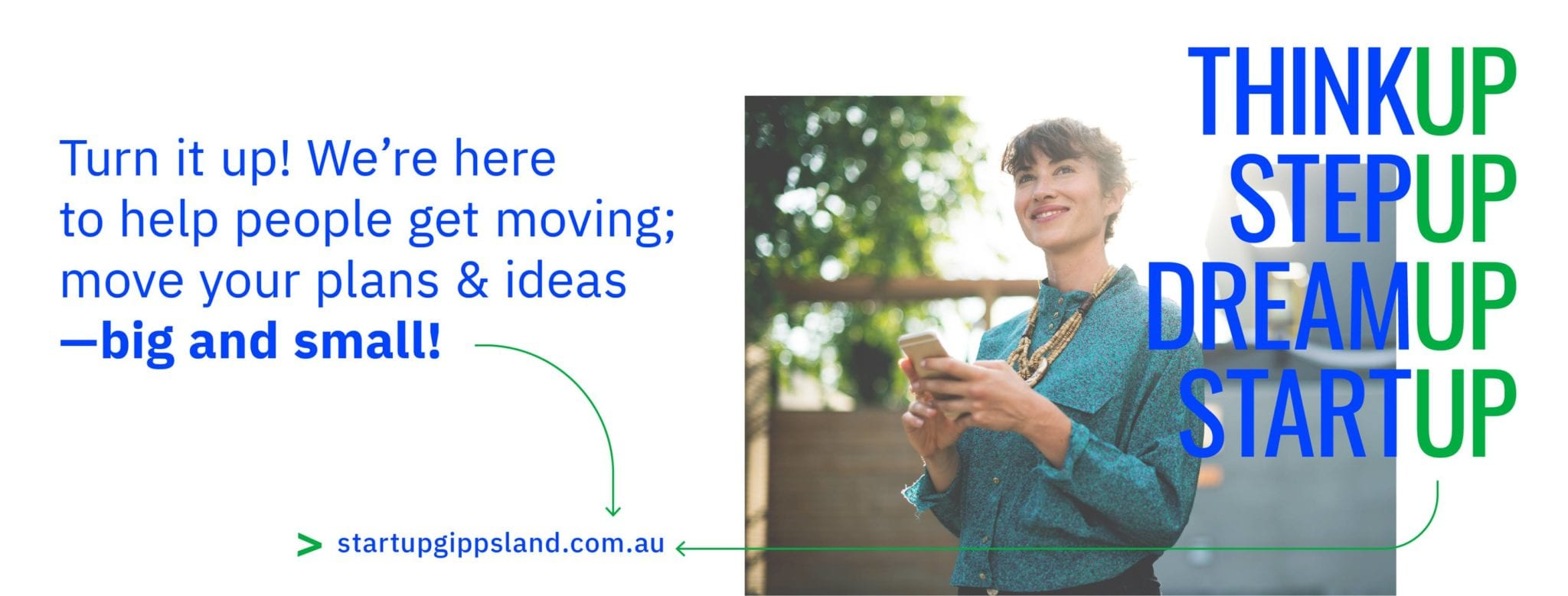 Get moving apply to startup gippsland